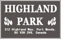 Highland Park 312 HIGHLAND V3H 3V7