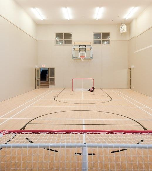 3107 Windsor Gate, Coquitlam, BC V3B 0L1, Canada Basketball Court!