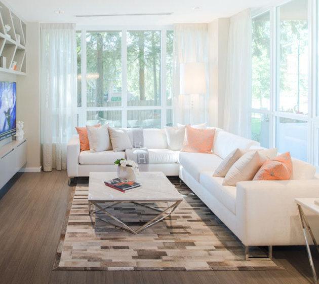 3093 Windsor Gate, Coquitlam, BC V3B 4R8, Canada Living Room!