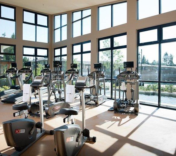 3093 Windsor Gate, Coquitlam, BC V3B 4R8, Canada Fitness Centre!