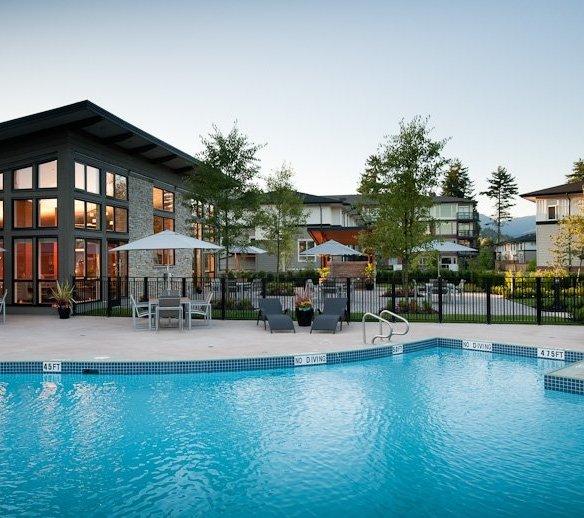 3093 Windsor Gate, Coquitlam, BC V3B 4R8, Canada Outdoor Pool!