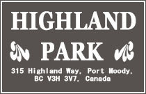 Highland Park 315 HIGHLAND V3H 3V6