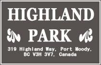 Highland Park 319 HIGHLAND V3H 3V6