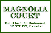 Magnolia Court 11500 NO 1 V7E 6E2