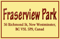 Fraserview Park 56 RICHMOND V3L 5P2