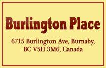 Burlington Place 6715 BURLINGTON V5H 3M8