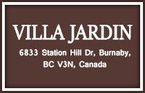 Villa Jardin 6833 STATION HILL V3N 5E1