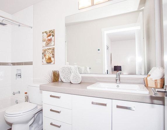 20331 Dewdney Trunk Road, Maple Ridge, BC V2X 3C9, Canada Bathroom!
