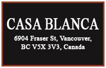 Casa Blanca 6904 FRASER V5X 3V2