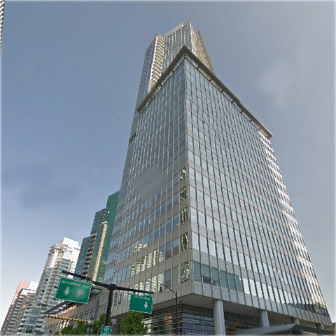Shaw Tower at 1077 W Cordova St.!