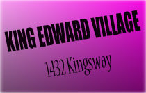 King Edward Village 1432 KINGSWAY V5N 5Y6