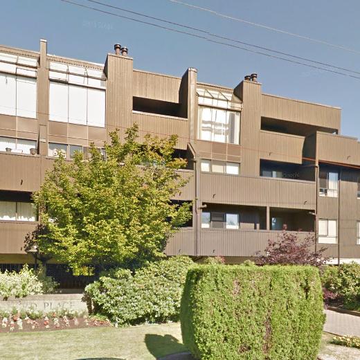 7300 Moffatt Richmond BC Building Exterior!