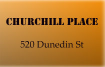 Churchill Place 520 Dunedin V8T 2L6