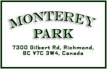 Monterey Park 7300 GILBERT V7C 3W2