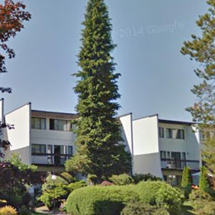7325 Montecito Burnaby BC Building Exterior!