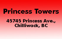 Princess Towers 45745 PRINCESS V2P 2B5