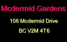 Mcdermid Gardens 106 MCDERMID V2M 4T6