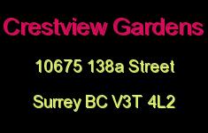 Crestview Gardens 10675 138A V3T 4L2