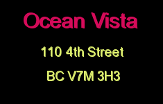 Ocean Vista 110 4TH V7M 3H3