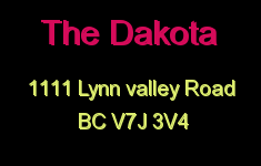 The Dakota 1111 LYNN VALLEY V7J 3V4