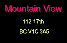 Mountain View 112 17TH V1C 3A5