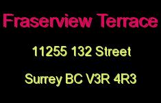 Fraserview Terrace 11255 132 V3R 4R3