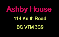 Ashby House 114 KEITH V7M 3C9