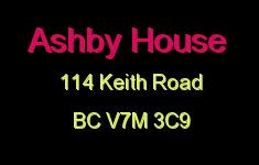 Ashby House 114 KEITH V7M 3C9