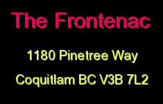 The Frontenac 1180 PINETREE V3B 7L2