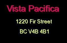 Vista Pacifica 1220 FIR V4B 4B1