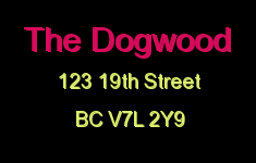 The Dogwood 123 19TH V7L 2Y9