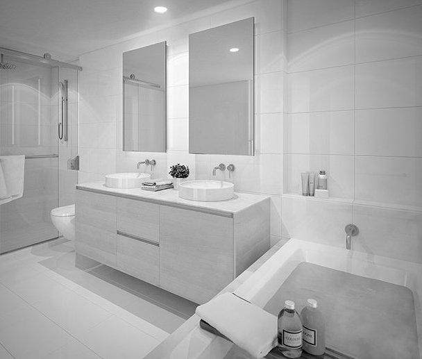 1177 Jervis Street, Vancouver, BC V6E, Canada Bathroom!