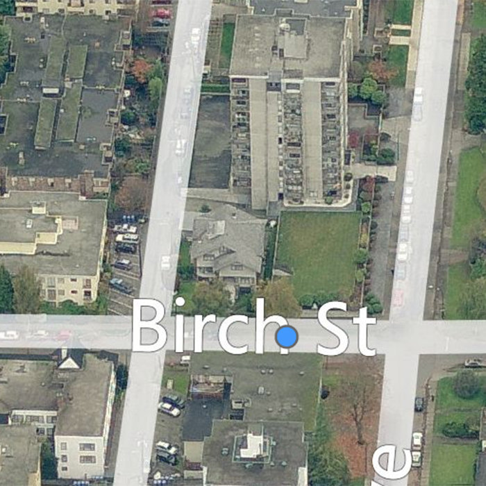 2968  Birch Street, Vancouver, BC V6H 1R2, Canada Birds Eye Left Side View!