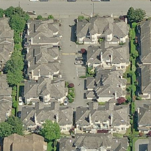 8220 Bennett Richmond BC Birds Eye View!