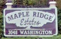 Maple Ridge Estates 3048 Washington V9A 1P6