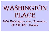 Washington Place 3056 Washington V9A 1P6