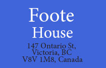 Foote House 147 Ontario V8V 1M8