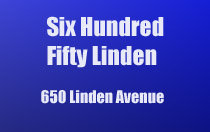Six Hundred Fifty Linden 650 Linden V8V 4G5