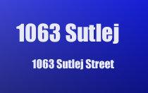 1063 Sutlej 1063 Sutlej L1L 1L1