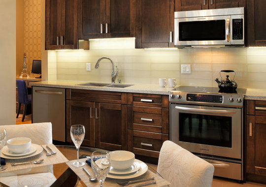 Delta Rise Display Home Kitchen!