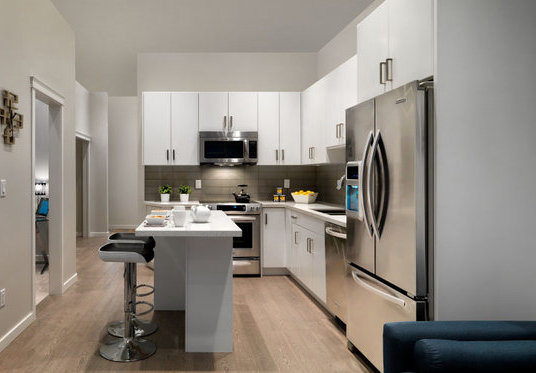 Delta Rise Kitchen Rendering!