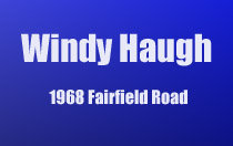 Windy Haugh 1968 Fairfield V8S 1H4