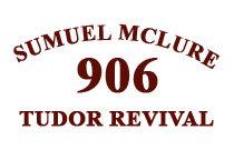 Samuel Maclure Tudor Revival 906 Pemberton V8S 3R4