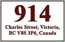 914 St Charles 914 St. Charles V8S 3P6