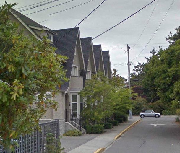 1030 Carberry Gardens Victoria BC Building Exterior!