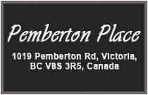 Pemberton Place 1019 Pemberton V8S 3R5