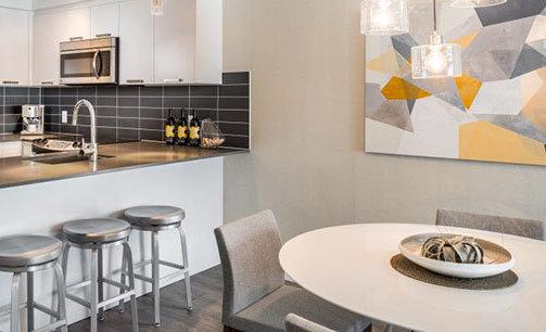 528 Pandora Avenue, Victoria, BC V8W 3G9, Canada Kitchen!