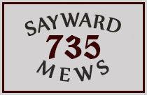 Sayward Mews 735 Moss V8V 4N9