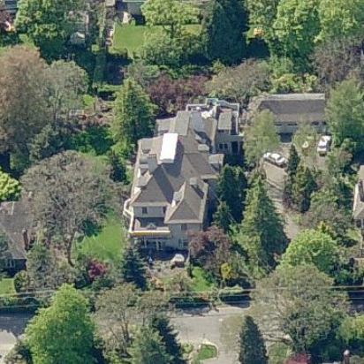 906 Saintt Charles Victoria BC Birds Eye View!