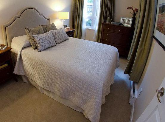 Typical Suite Bedroom!